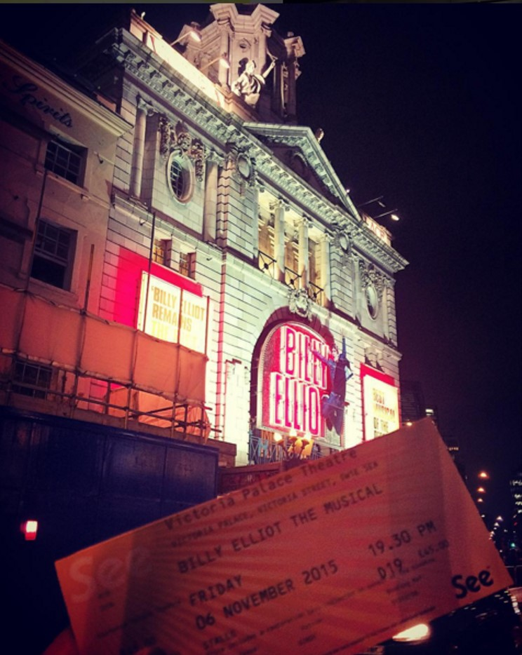 Billy Elliot London