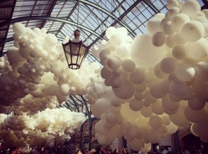 Clouds - Covent Garden