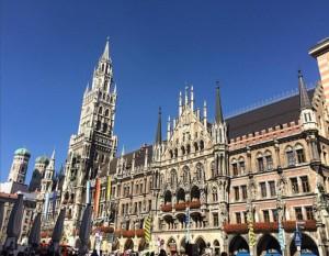 Mariaplatz - Munich