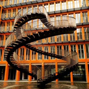Never ending Stairs - Munich