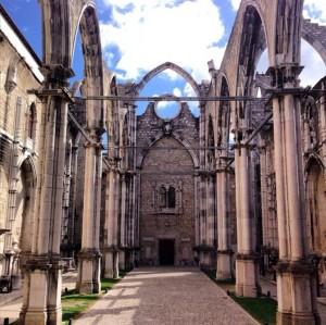Romantic Gothic Ruins