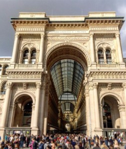 Shopping Milan