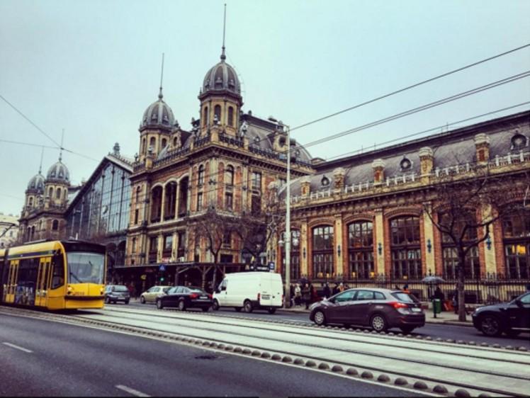 Central Station - Budapest