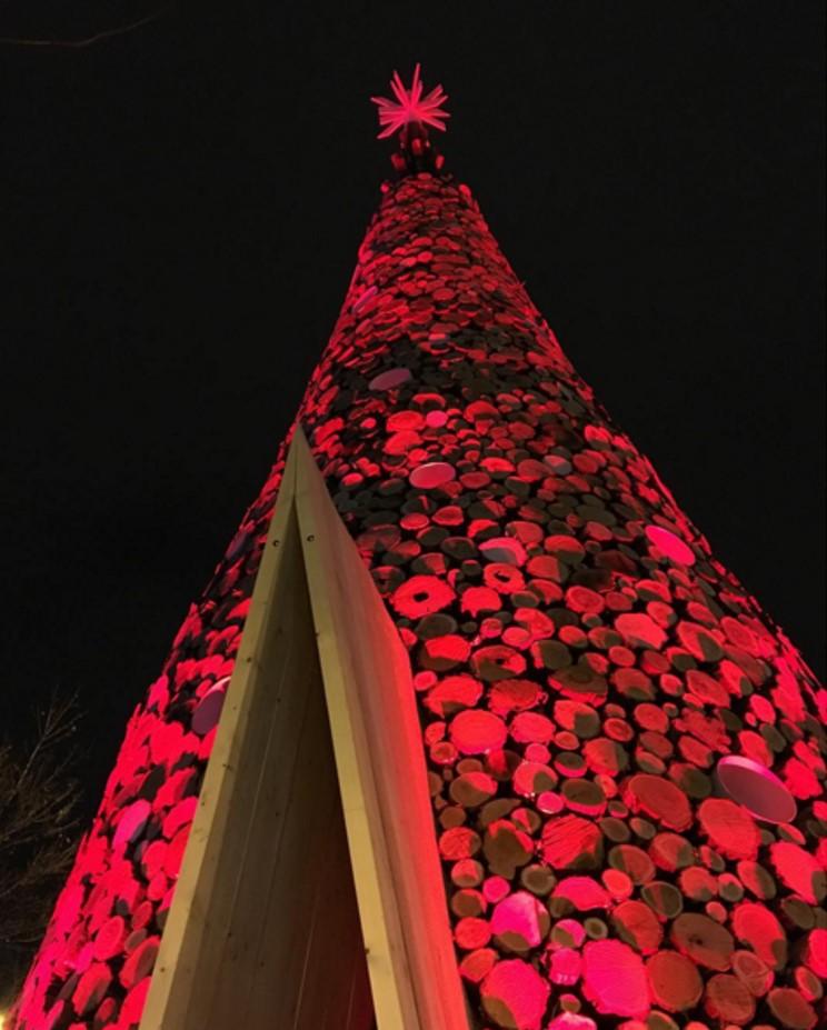 Christmas Tree - Budapest