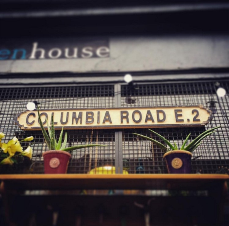 Columbia Road London E2