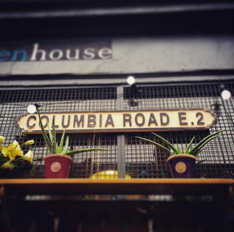 Columbia Road London E2