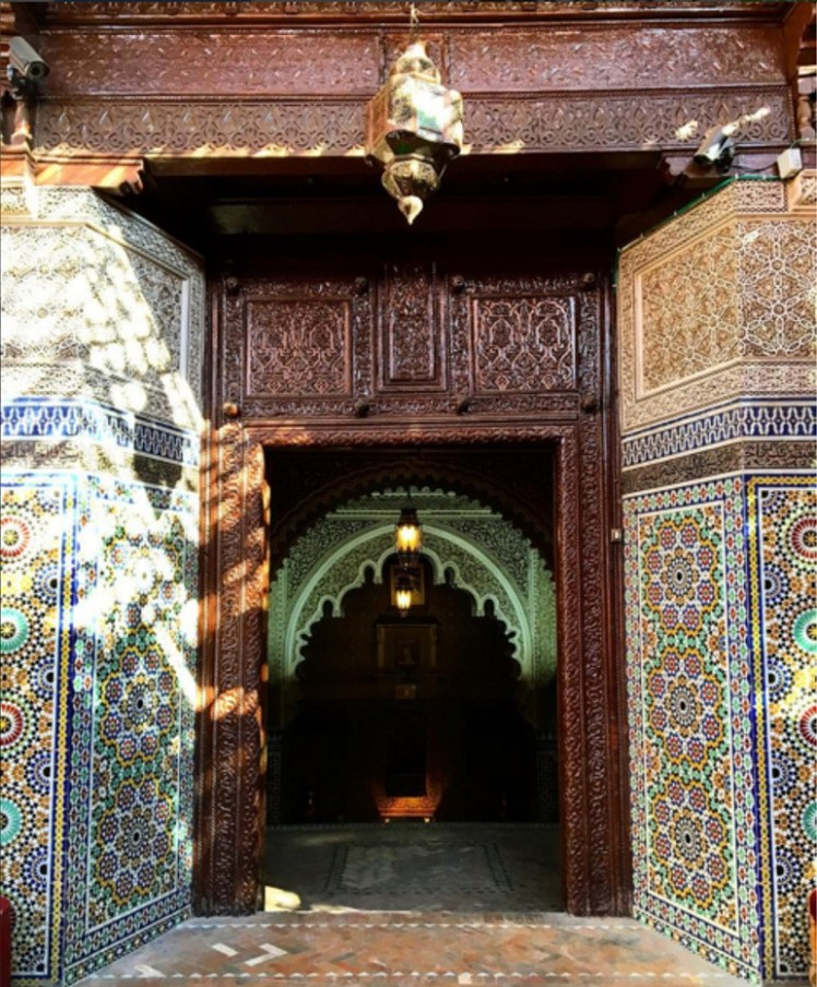 Bahia Palace Morocco