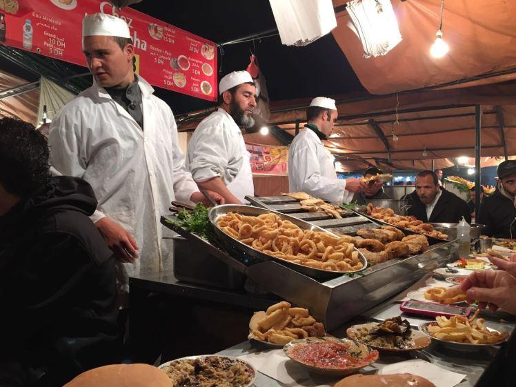 Jemaa el Fna No 98 Marrakech Morocco