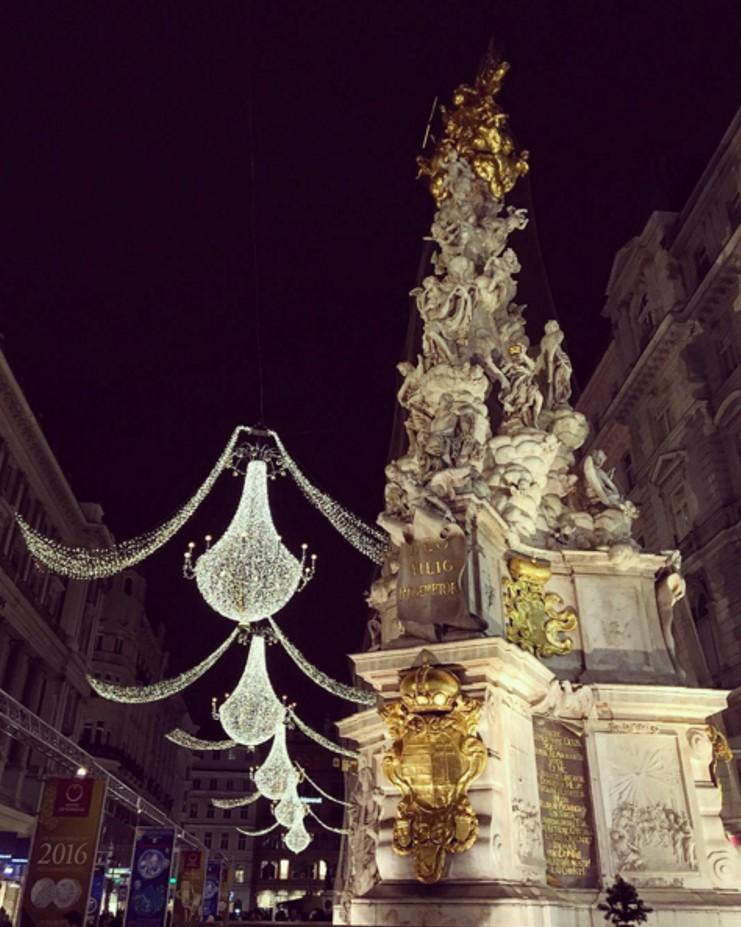Plague Statue Vienna
