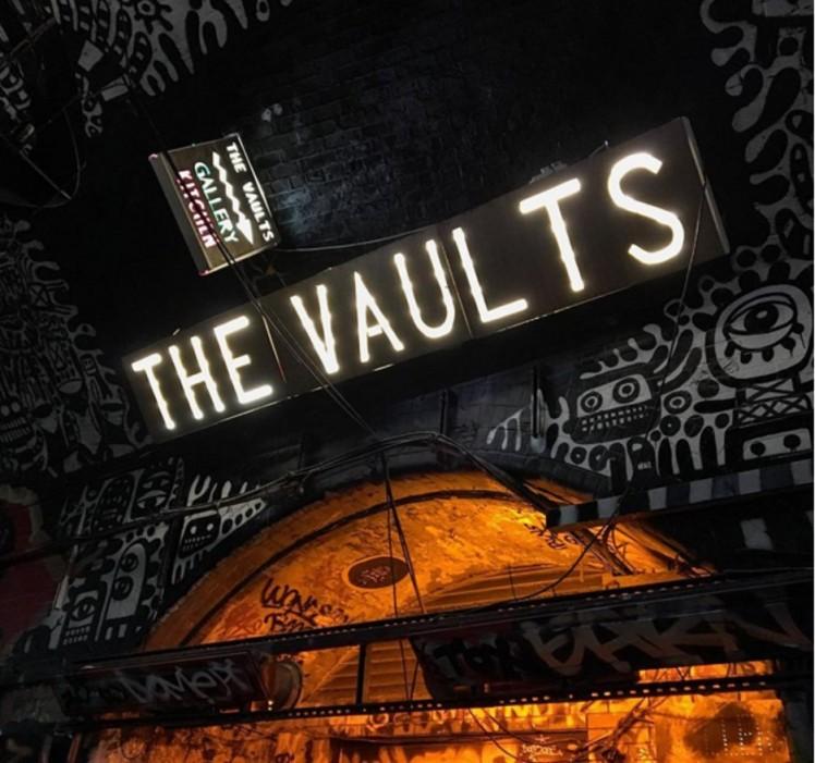 London Vaults 2016