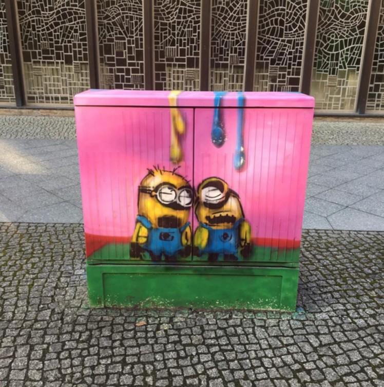 Minions - Berlin