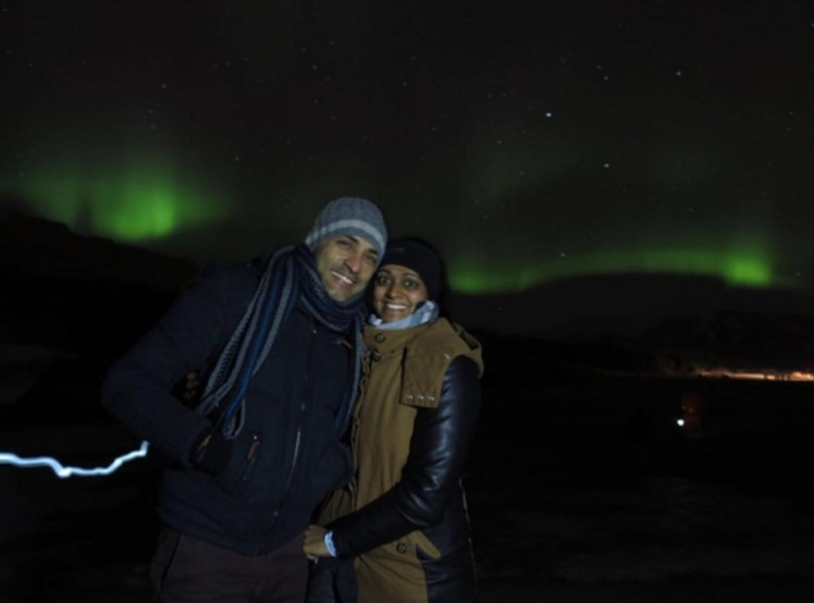 Iceland - FOMOist with Aurora