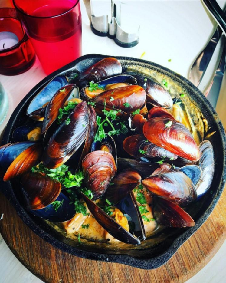 Iceland - Seafood