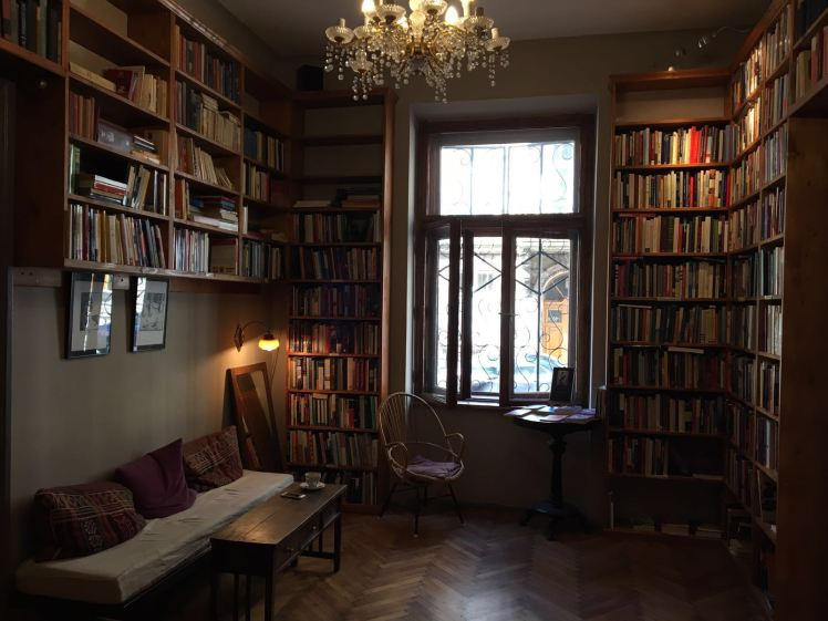 Missolit Books and Cafe Krakow