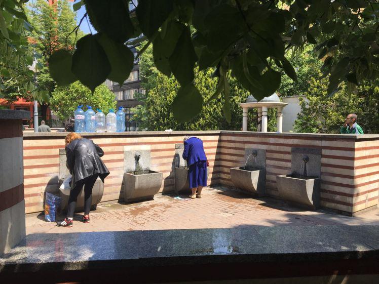 Mineral Water Public Taps, Sofia