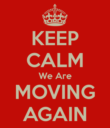 Keep Calm FOMOists Moving Again