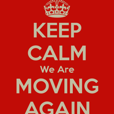 Keep Calm FOMOists Moving Again