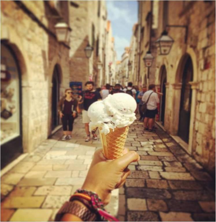 Old Town Dubrovnik Gelato