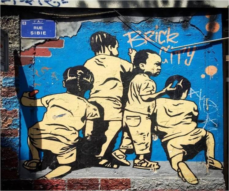 Marseille Streetart