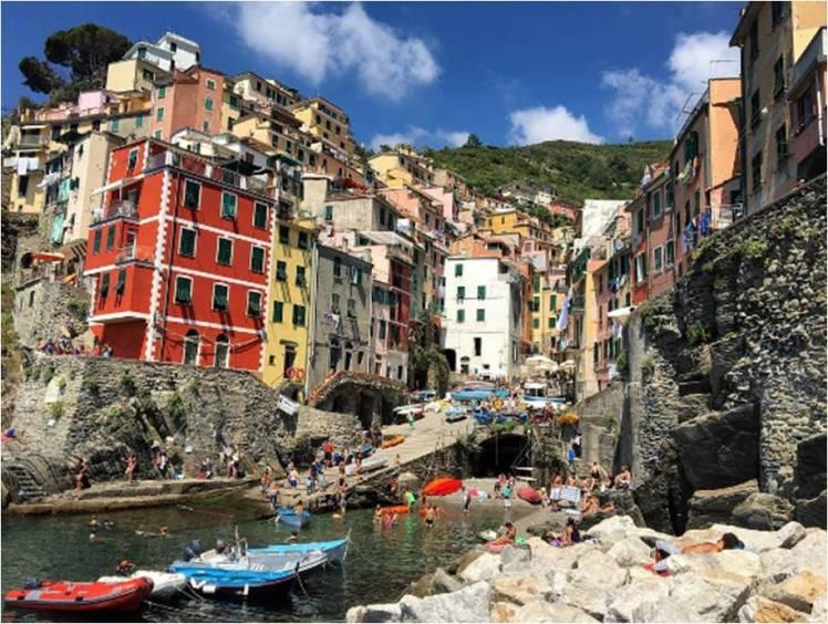 Riomaggiore - our favourite