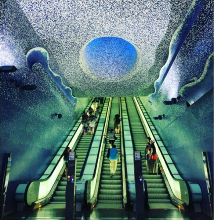 Toledo Station, Naples