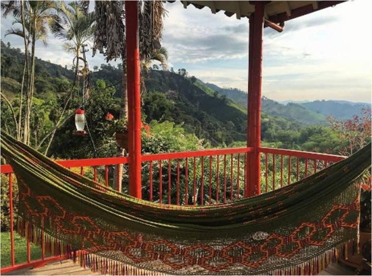 What a place! - Hacienda Venecia, Manizales