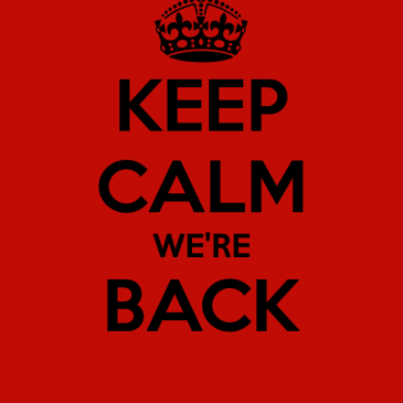 Keep Calm FOMOist are back