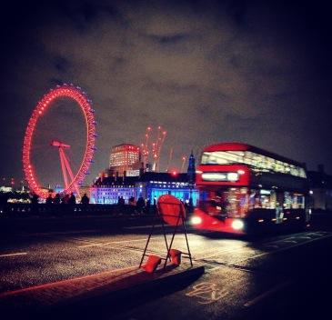 Londoner again