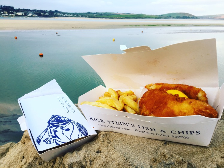 Rick Steins Fish and Chips