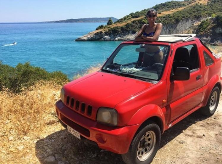 Mrs FOMOist got a jeep!