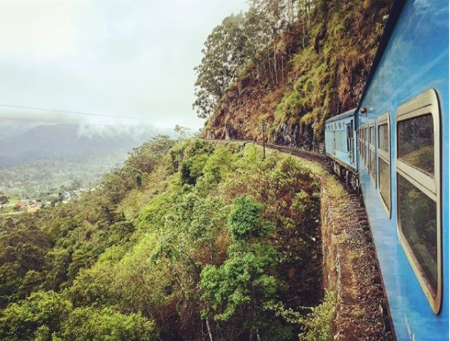 World's Most Beautiful Train Ride