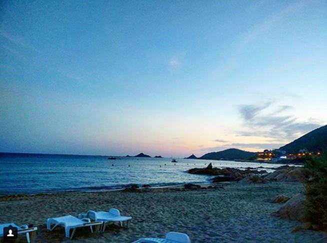 Beautiful sunsets - Corsica #FOMOist